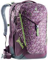 5028 plum flora (purple-green)